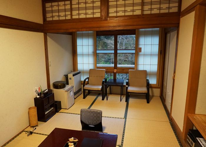 花巻温泉郷 藤三旅館の部屋