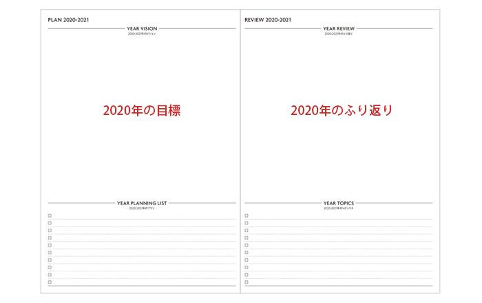EDiT(エディット) 週間ノート手帳