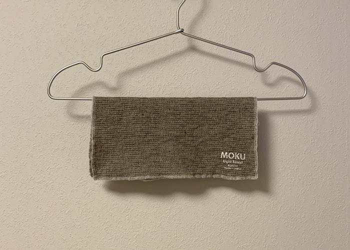 コンテックス「MOKU」ハンカチーフ(カラー:グレー)